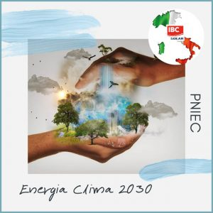 Piano energetico nazionale - PNIEC